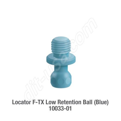 F-TX, LOW RETENTION BALL (BLUE) - 2 PACK
