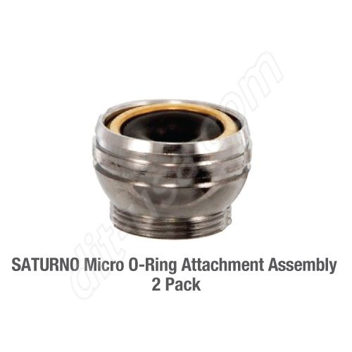 SATURNO Micro O-Ring Attachment Assembly (2-Pack) (1971-2)