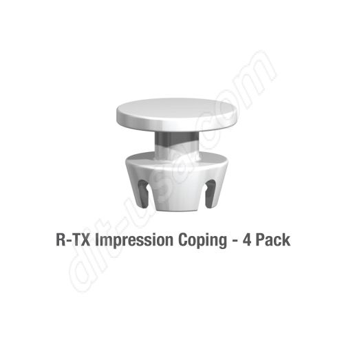 Impression Coping (QTY. 4)