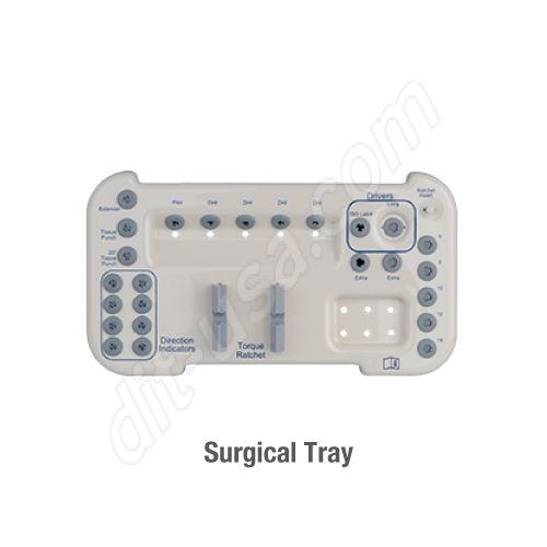 SATURNO Surgical Tray