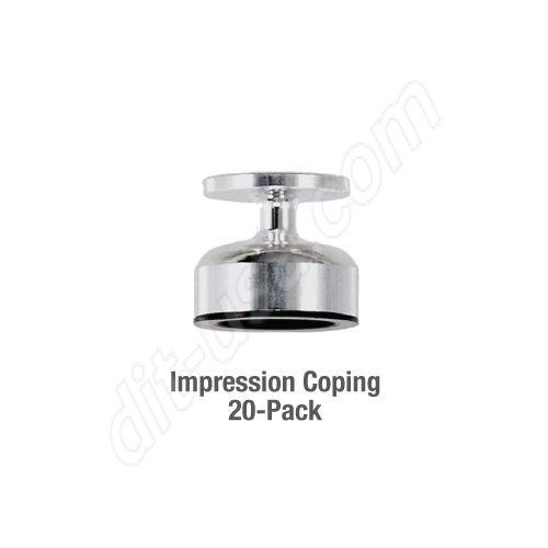LOCATOR Impression Coping - (20 pack)
