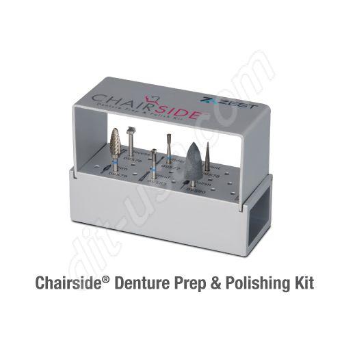 CHAIRSIDE® Denture Prep & Polish Kit