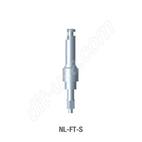 Short Contra Angle Insertion Tool for Narrow Platform Conical Connection