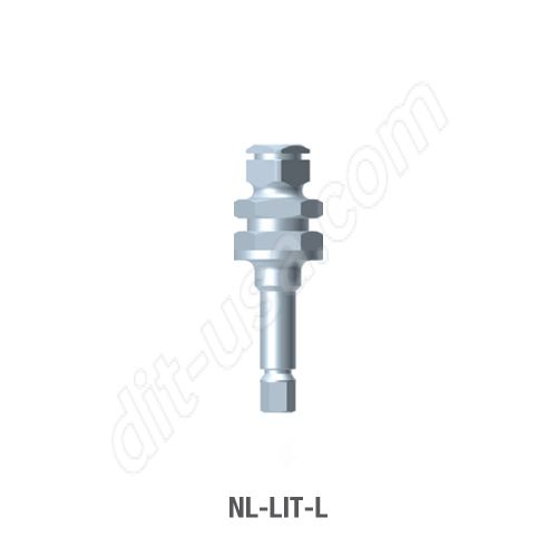 Long Insertion Tool For for Narrow Platform Conical Connection