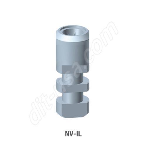 Analog For Narrow Platform Tri-Lobe Connection