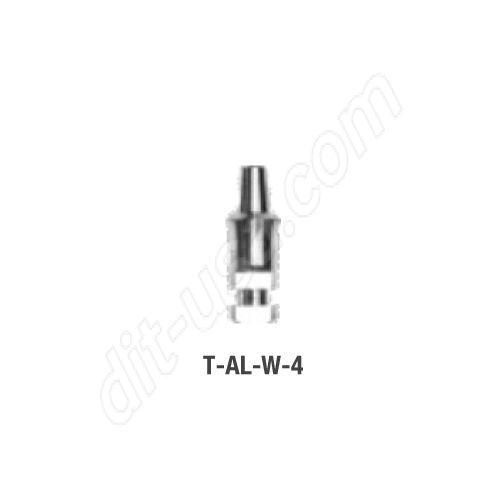 Wide Platform Abutment Analog for T-SCA-W-4, T-SCA-W-5.5, T-SCA-W-7 (T-AL-W-4)