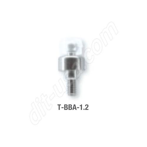 Over-Denture Ball Attachment 1.2mm (T-BBA-1.2)