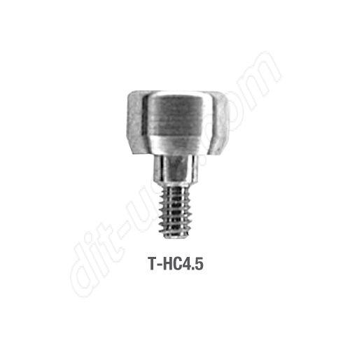 Healing Cap for Tite Fit Implants (T-HC-4.5)