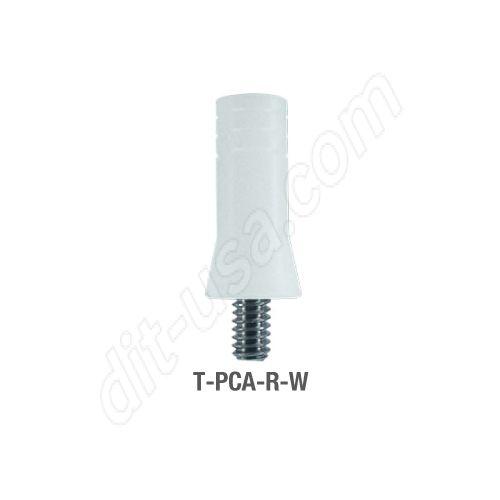 Wide Platform Non Octa Castable Abutment (T-PCA-R-W)
