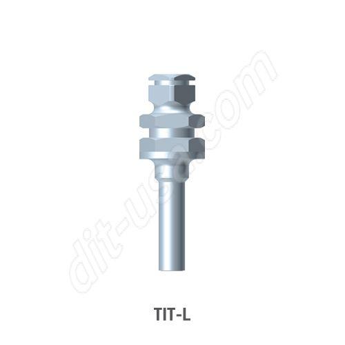 Long Insertion Tool for TRI, TRI-N, TRX-TP and TRX-BA Implants