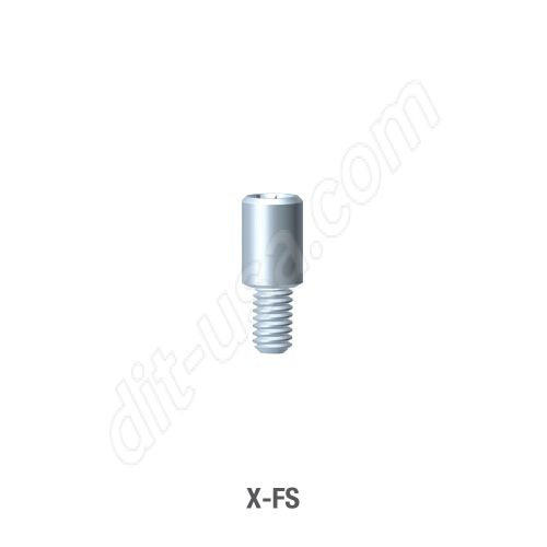 Fixation Screw for X-CPC, X-HPC