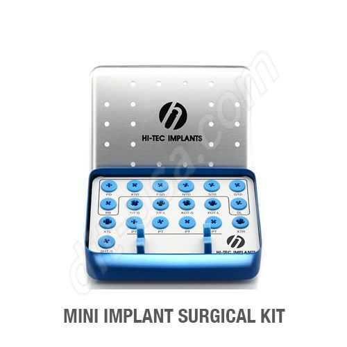 Surgical Kit for Mini Implants