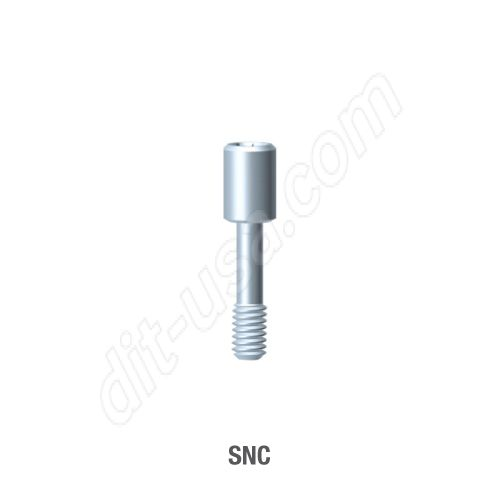 Screws for Narrow Platform Conical Connection