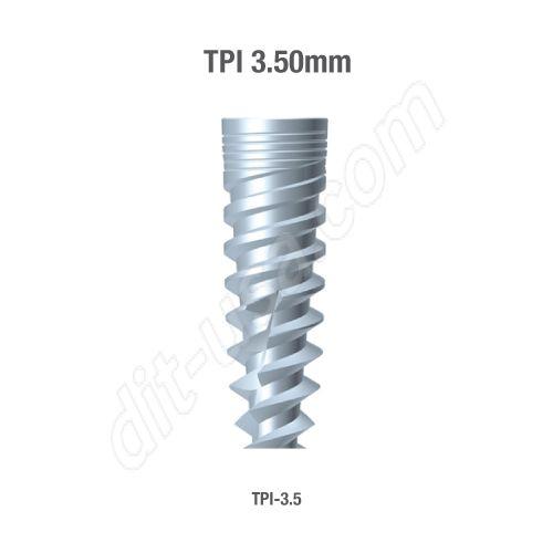 Spark 3.5mm Implants (Assorted Lengths)