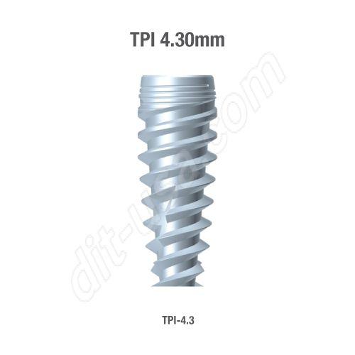 Spark 4.3mm Implants (Assorted Lengths)
