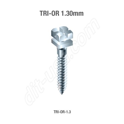 TRI-OR 1.3mm Implants (Assorted Lengths)
