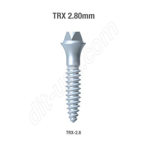 TRX 2.8mm Implants (Assorted Lengths)