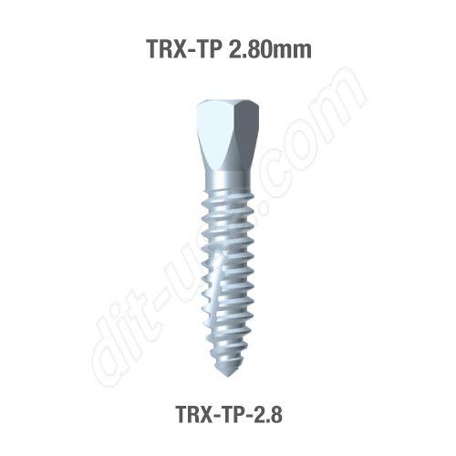 TRX-TP 2.8mm Implants (Assorted Lengths)