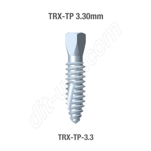 TRX-TP 3.3mm Implants (Assorted Lengths)