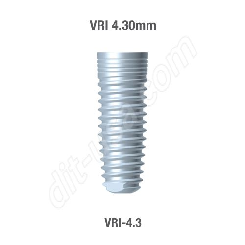Vision 4.3mm Implants (Assorted Lengths)