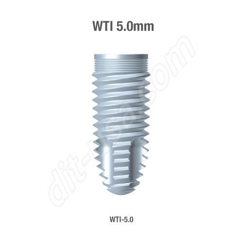 Self-Thread 5.00mm WTI Implants (Assorted Lengths)