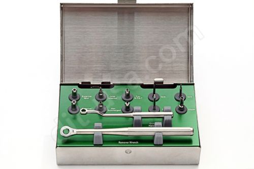 Fractured Screw Remover Kit