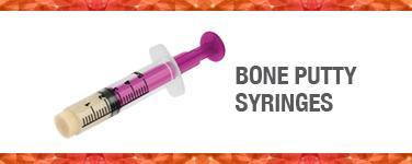 Bone Putty Syringes