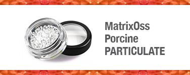 MatrixOss Porcine Particulate