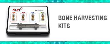 Bone Harvesting Kits