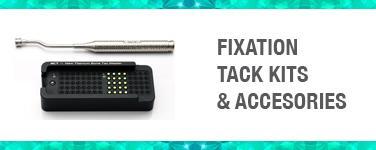 Fixation Tack Kits & Acccessories