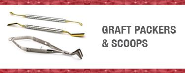 Graft Packers & Scoops