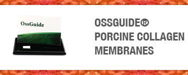 OssGuide® Porcine Collagen Membrane