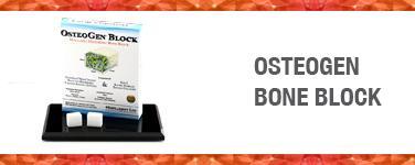 OsteoGen® Bone Block