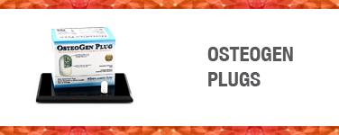 OsteoGen® Plugs