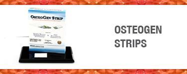 OsteoGen®  Strips