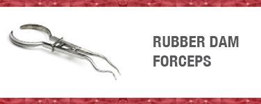 Rubber Dam Forceps
