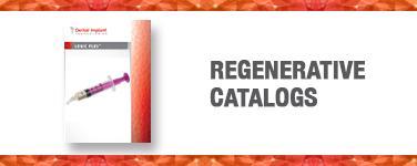 Regenerative Catalogs