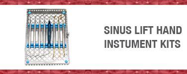 Sinus Lift Hand Instrument Kits