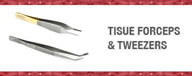 Tissue Forceps & Tweezers