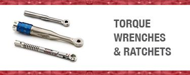 Torque Wrenches & Ratchets