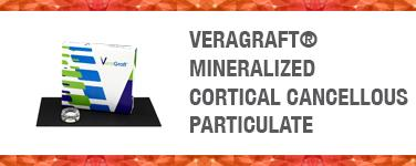 Veragraft Mineralized Cortical Cancellous Particulate